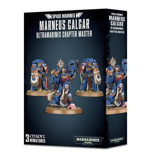 Marneus Calgar: Ultra Marines Chapter Master - фото 76425