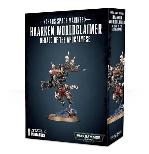 Haarken Worldclaimer - фото 76431