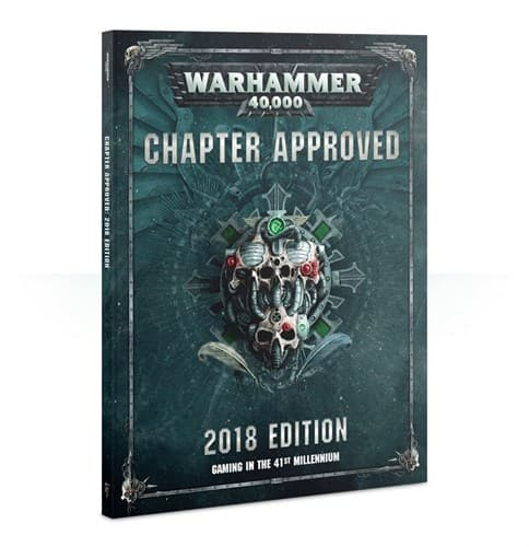 Warhammer 40000: Chapter Approved (eng)