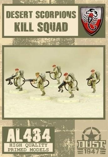 Desert Scorpions Kill Squad (Собран и загрунтован) Пустынные Скорпионы отряд убийц - фото 76535