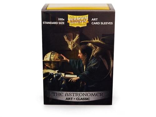 Dragon Shield - Протекторы The Astronomer 100 ук - фото 76846