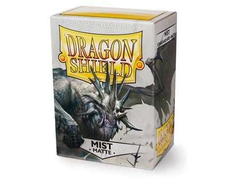 Протекторы Dragon Shield матовые Mist (100 шт.) - фото 76891