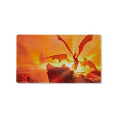 Игровое поле Dragon Shield - Matte Yellow - фото 76919