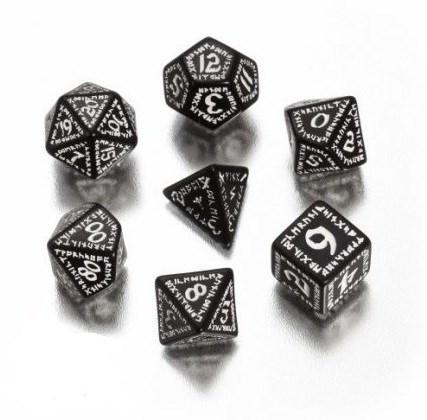 """Набор кубиков """"RUNIC DICE"""" - фото 76942"""