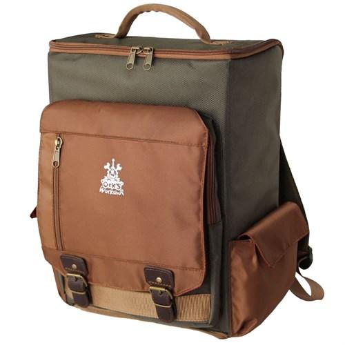 Рюкзак Ork's Workshop Bag-R Mark V (Army Transport) Green-Brown / Зелёно-коричневый - фото 76976