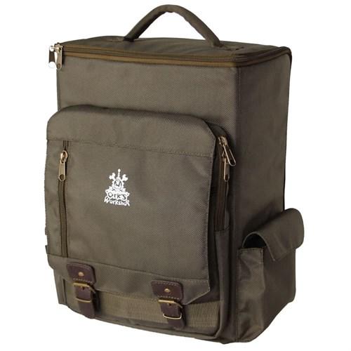 Рюкзак Ork's Workshop Bag-R Mark V (Army Transport) Green / Зелёный - фото 76978