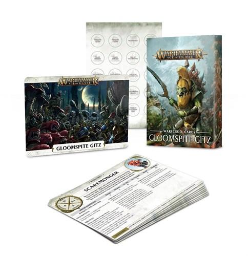 Warscroll Cards: Gloomspite Gitz (eng) - фото 77357