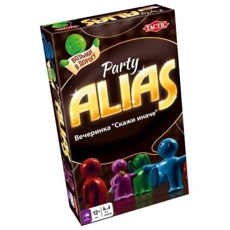 Компактная игра: ALIAS: Party (Скажи иначе: Вечеринка) - фото 77629