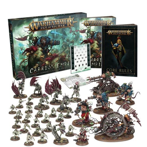 Age Of Sigmar: Carrion Empire (eng) - фото 78054