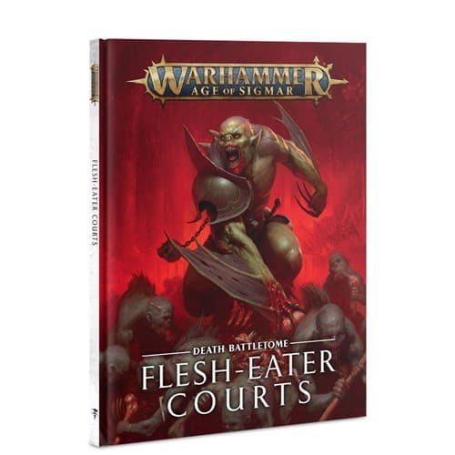 Battletome: Flesh-Eater Courts (hb) Eng - фото 78064