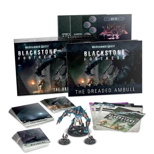 Blackstone Fortress: The Dreaded Ambull Eng - фото 78131