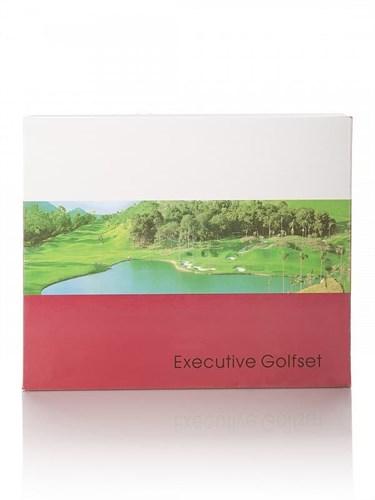 Набор для гольфа Partida в деревянном кейсе - фото 78301