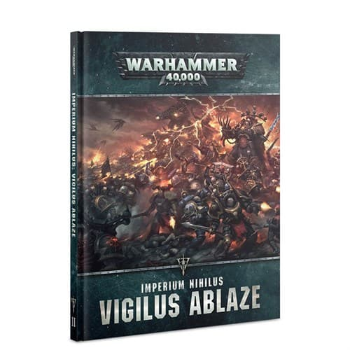 Imperium Nihilus: Vigilus Ablaze (Hb) (Eng) - фото 79511