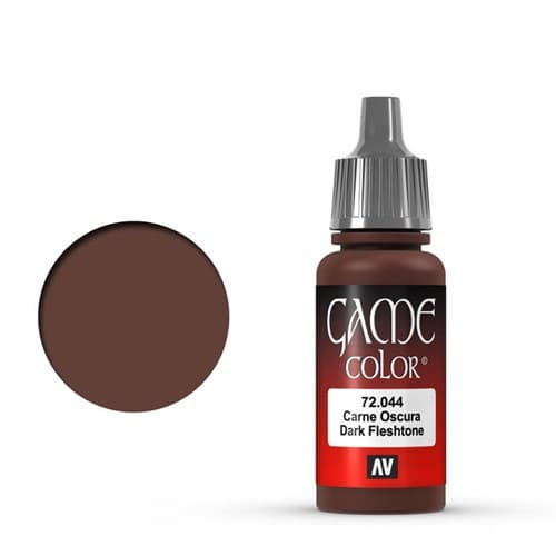Game Color Dark Fleshtone 17 ml. - фото 79904