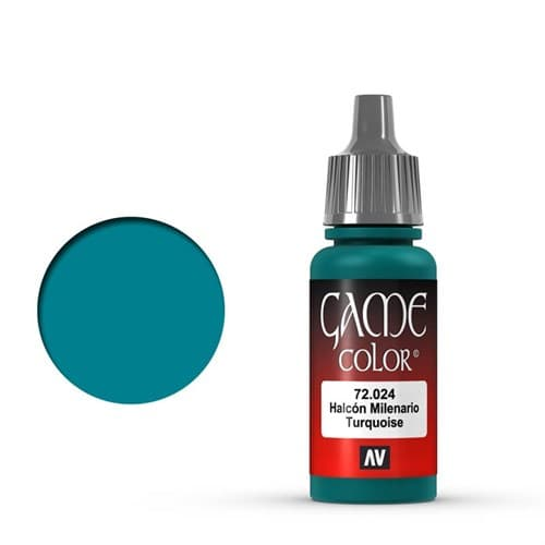Game Color Turquoise 17 ml. - фото 79914