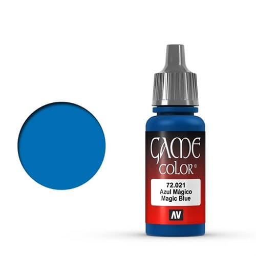 Game Color Magic Blue 17 ml. - фото 79922