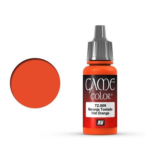 "009.""Game Color"" Оранжевый яркий Vallejo - фото 79932"