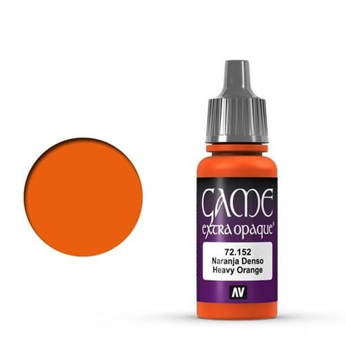 Game Color Heavy Orange 17 ml. - фото 79936