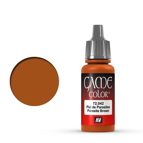 Game Color Parasite Brown 17 ml. - фото 79939
