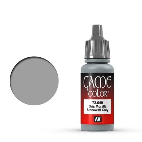Game Color Stonewall Grey 17 ml. - фото 79943