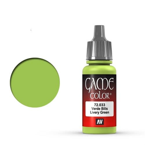 Game Color Livery Green 17 ml. - фото 79947