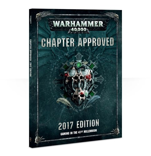 Chapter Approved 2017 (eng) - фото 80063