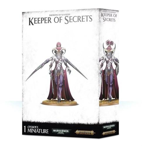 Daemons Of Slaanesh Keeper Of Secrets - фото 80190