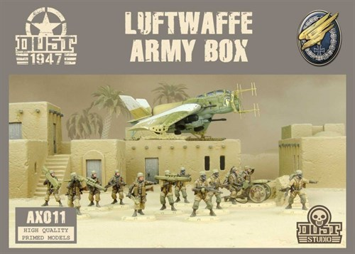 LUFTWAFFE ARMY BOX - фото 80742