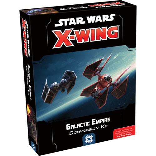 X-Wing 2nd Ed: Galactic Empire Conversio - фото 81392