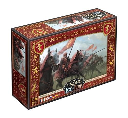 "Песнь Льда и Огня: Набор ""Рыцари Кастерли Рок"" (Knights of Casterly Rock) - фото 82014"