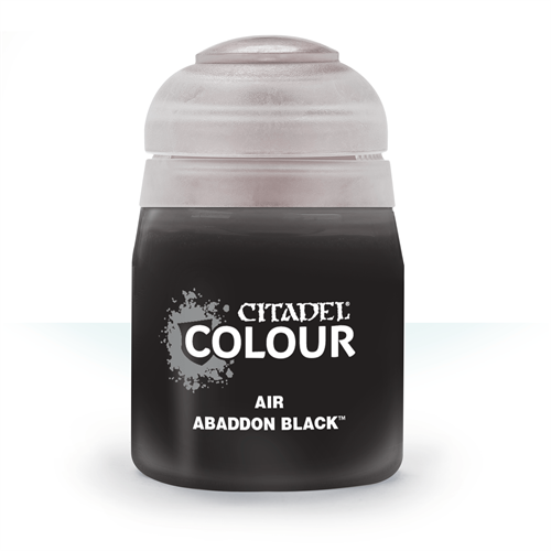 Air: Abaddon Black (24ml) - фото 82303