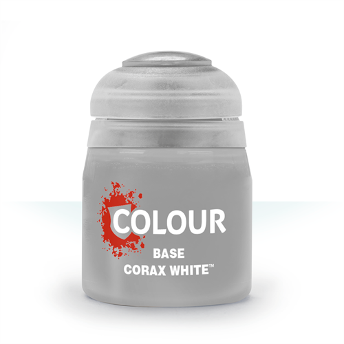Base: Corax White (12ml) - фото 82319