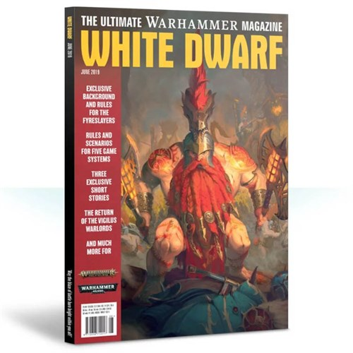 White Dwarf June 2019 - фото 82583