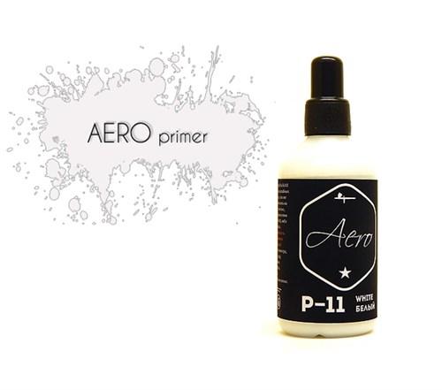 Белый грунт Aero (white primer) 100мл. - фото 83228