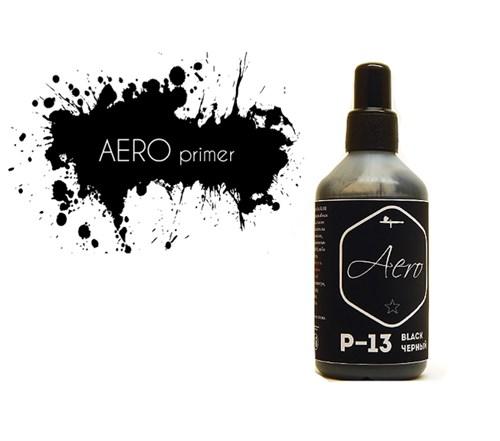 (!) Черный Грунт Aero (black Primer) 100мл. - фото 83230