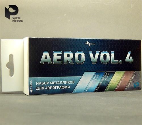 Набор металликов AERO vol.4 - фото 83552