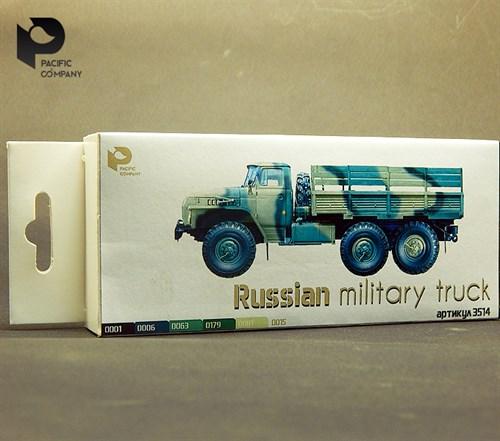 Aero Russian Military Truck - фото 83644