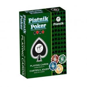1322 Игральные карты Про Покер, 55 листов - фото 83979