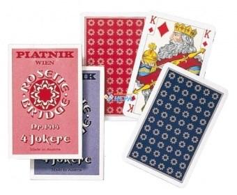 Игральные карты Розет, 55 листов - фото 84061
