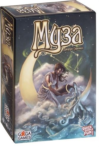 Настольная игра Муза - фото 84266
