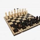 """Шахматы """"Елка"""", дерево  (50 x 50 x 3) - фото 84497"""