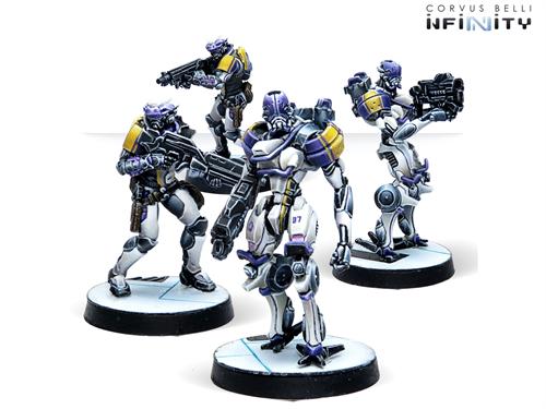 Arjuna Unit (ALEPH) - фото 85610