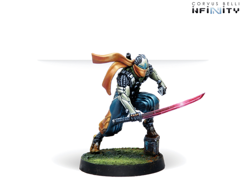 Saito Tōgan, Mercenary Ninja (Combi Rifle) (NA2) - фото 85833