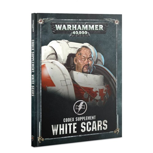 Codex: White Scars (hb) (english) - фото 87987