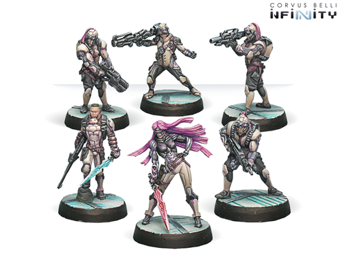 The Steel Phalanx (ALEPH Sectorial Starter Pack) (ALEPH) - фото 88118