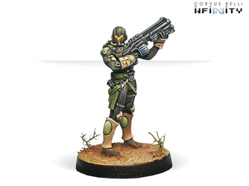 Hassassin Farzans (Boarding Shotgun, Contender) (Haqqislam) - фото 88326