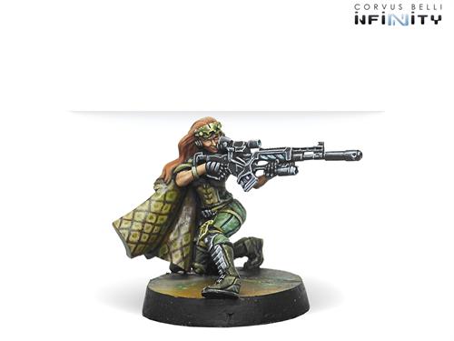 Major Lunah, Ex-Aristeia! Sniper (Viral Sniper Rifle) (NA2) - фото 88477
