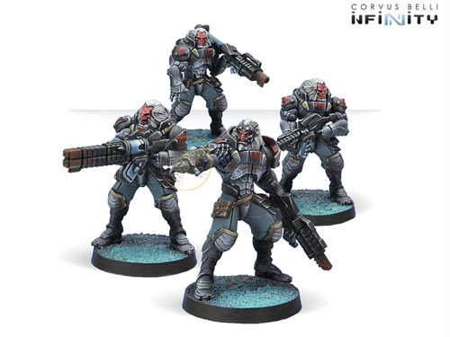 Morat Vanguard Infantry   (Combined Army) - фото 88995