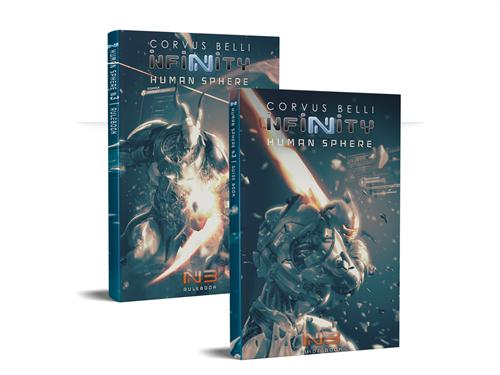 Infinity: Human Sphere N3 (ES) (Book) - фото 89631