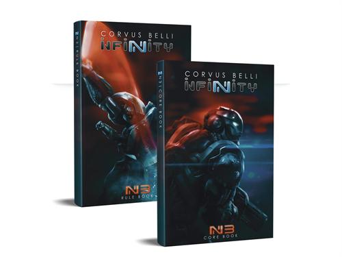 Infinity Core Rulebook 3rd Edition (EN)  (Book) - фото 89641